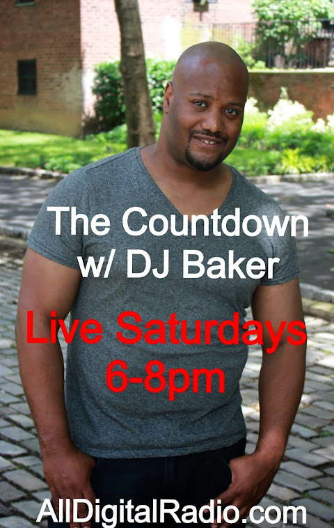 The Countdown w/DJ Baker