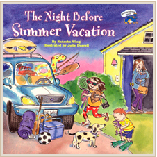 Thursday Therapy: The Night Before Summer Vacation - All Y'all Need