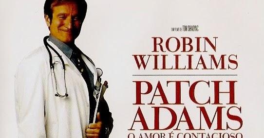 Frases De Filmes Filme Patch Adams O Amor é Contagioso