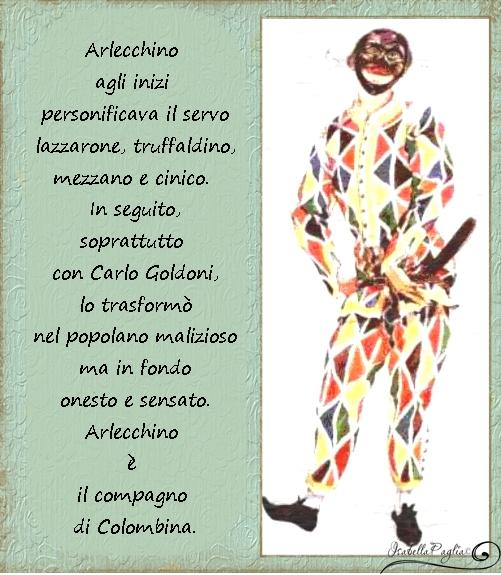 carnevale le maschere italiane pi famose