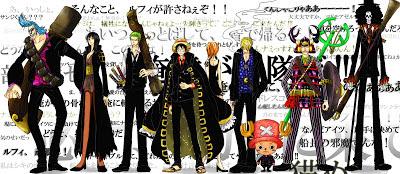 Daftar Anime Terfavorit dan Terpopuler | Januari 2013