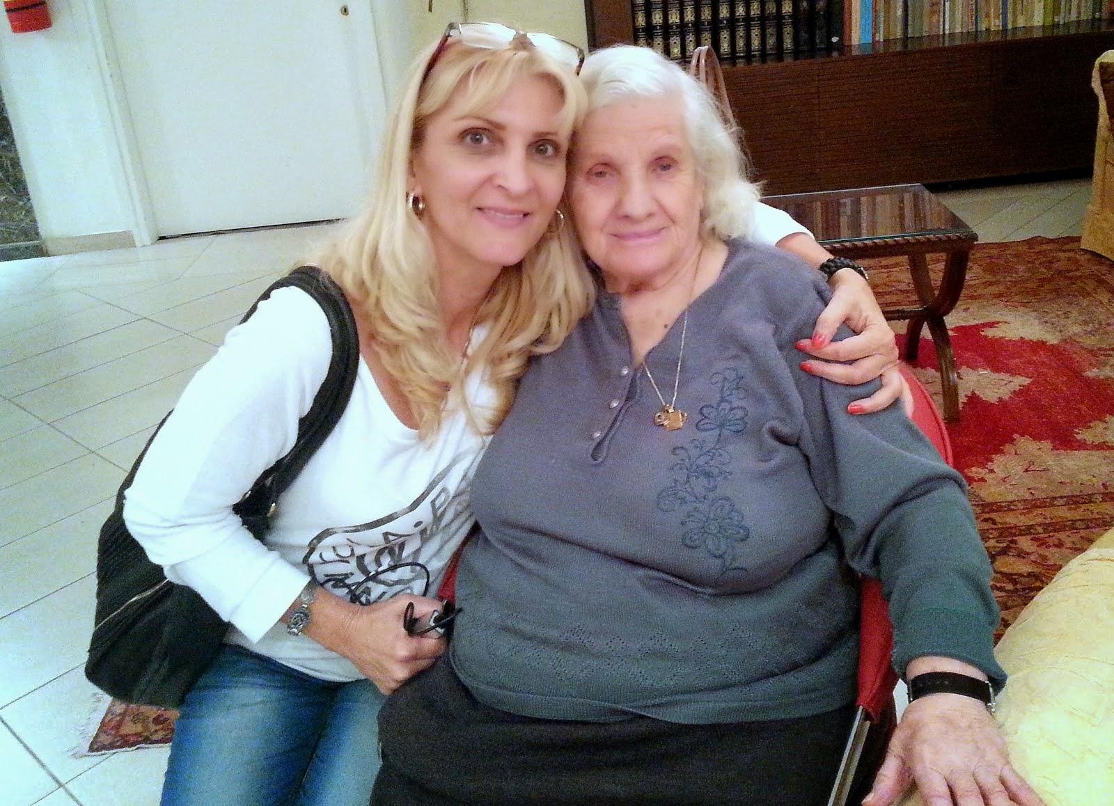 """ביקור המסע """"מחיפה לסלוניקי 2014"""" בבית האבות היהודי בסלוניקי"""