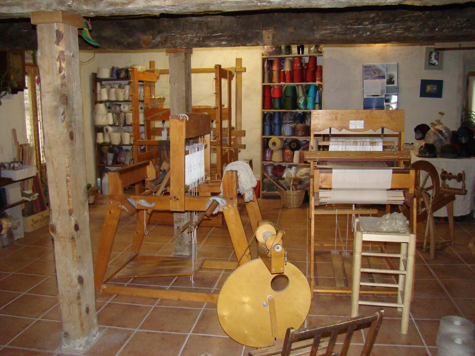 Barriuso textil el taller for Talleres artesanales
