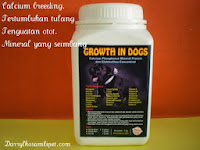 GROWTH IN DOGS (usa)