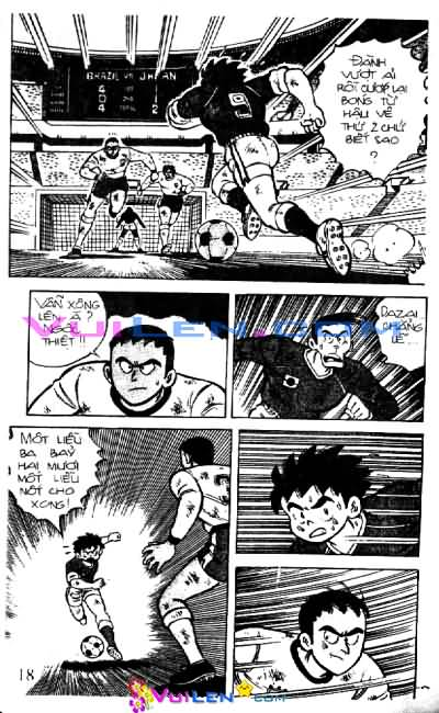 Jindodinho - Đường Dẫn Đến Khung Thành III  Tập 19 page 18 Congtruyen24h
