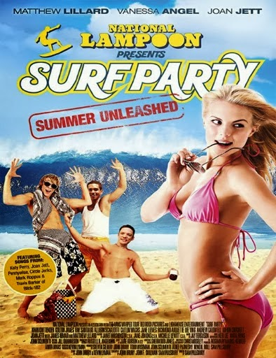 National Lampoon Presents: Surf Party (2013)