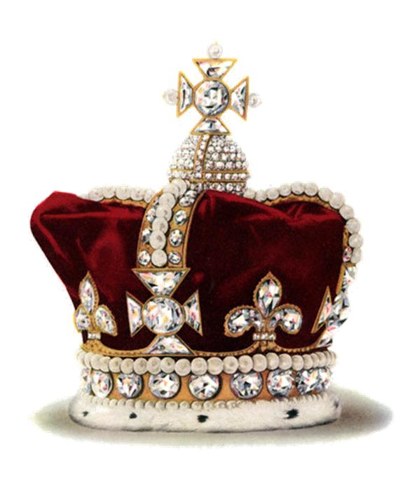 RT Hannaford: The Crown Jewels of England...