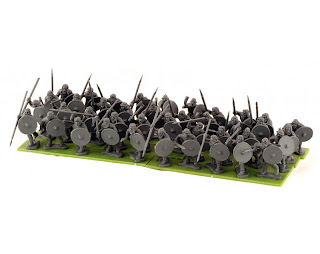 Gripping Beast Plastics Dark Age Warriors