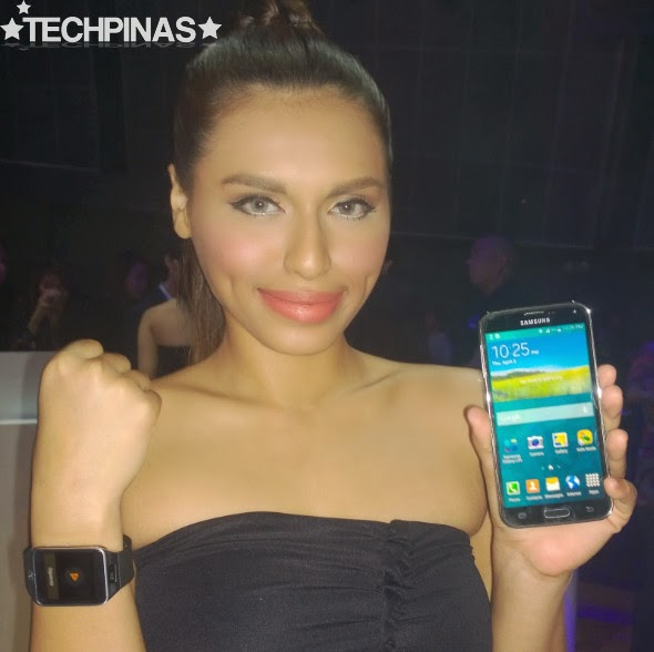 Samsung Galaxy S5 Philippines Launch, Samsung Galaxy S5 Philippines