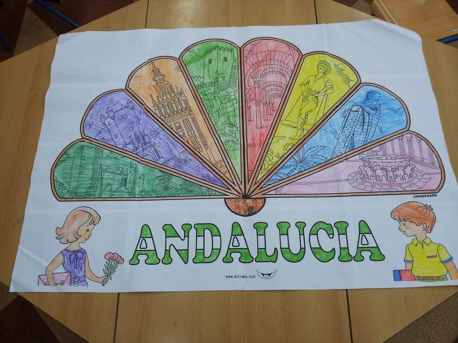 Trabajando en educaci n infantil monumentos de andaluc a - Feria de manualidades en barcelona ...
