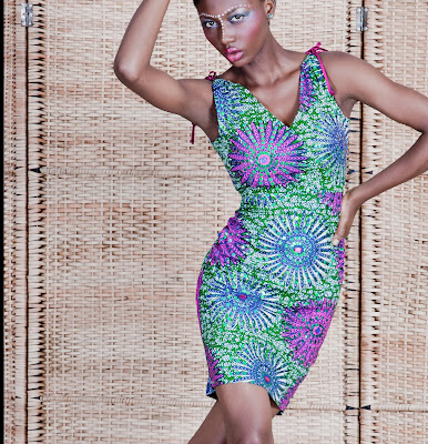 House of Makeda, Fela inspired Ogeyinka 2011 collection