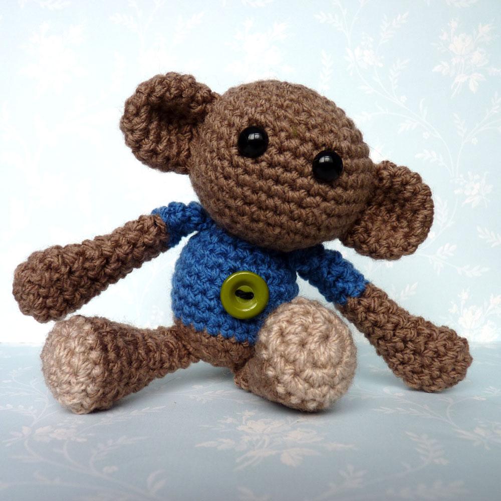 Kawaii Monkey Amigurumi : Cute Designs UK - Amigurumi, Kawaii and Plush Love ...