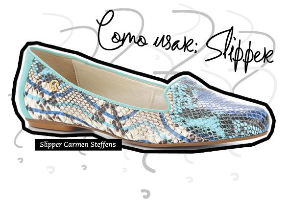 Slipper tendencia de sapato para o outono/inverno