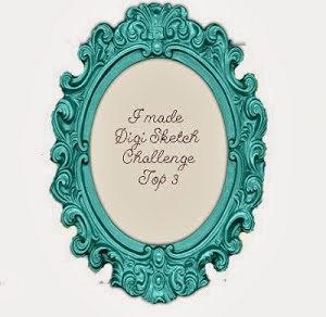 Digi Sketch Challenge Top 3
