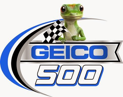 Race 32: Geico 500 at Talladega
