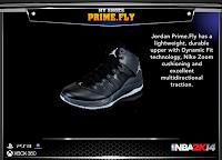 NBA 2K14 Jordan Prime.Fly