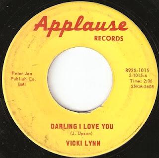 Vicki Lynn Tears Are Falling