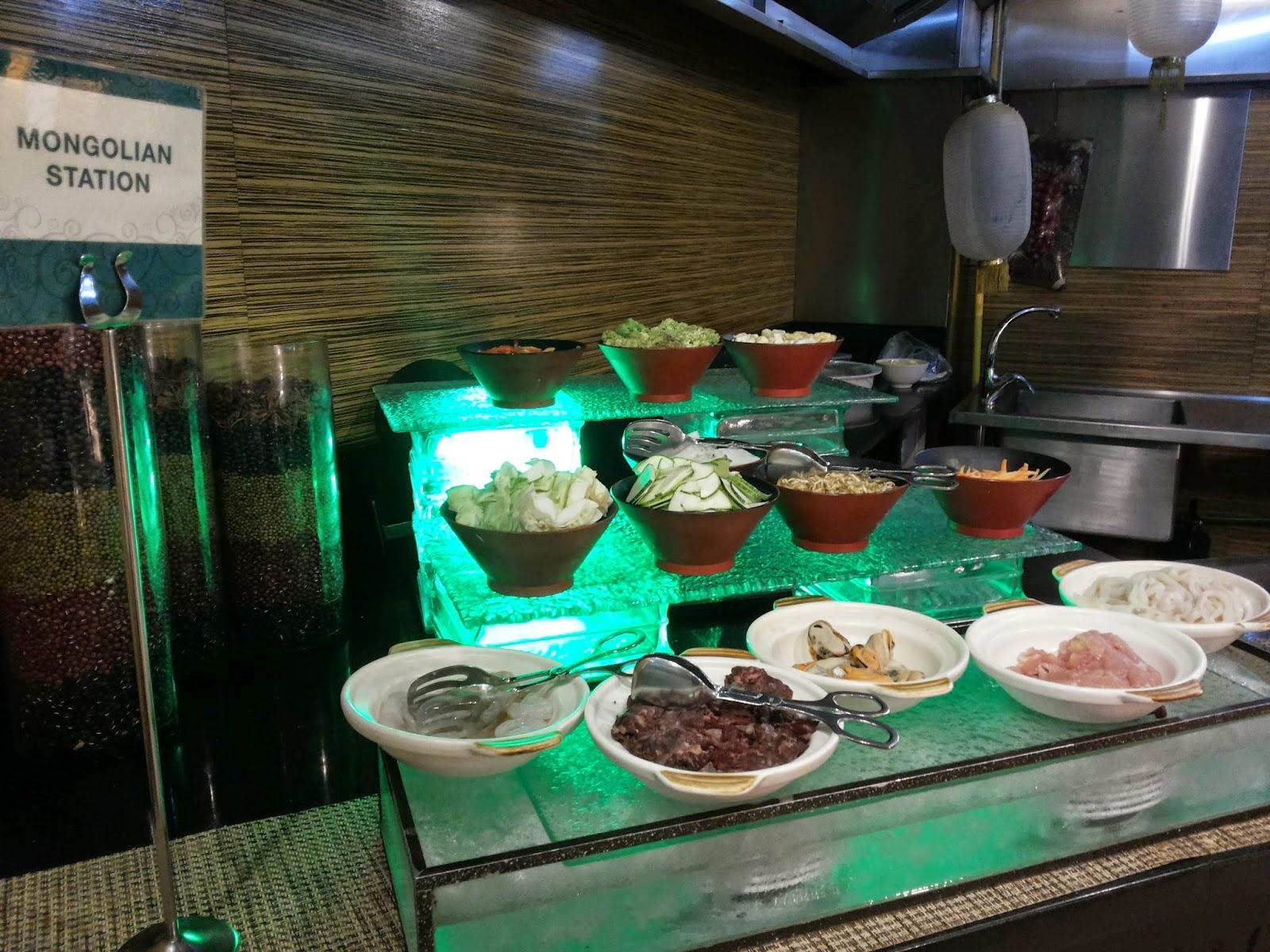 Cafe 'd Asie Restaurant Buffet