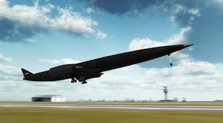 Teknologi 2013 : Pesawat Masa Depan Mampu Tembus Luar Angkasa