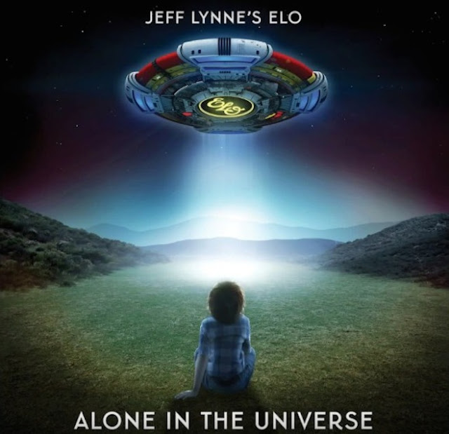 ELO - Alone in the Universe