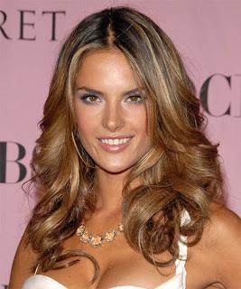 Alessandra Ambrosio Hairstyles