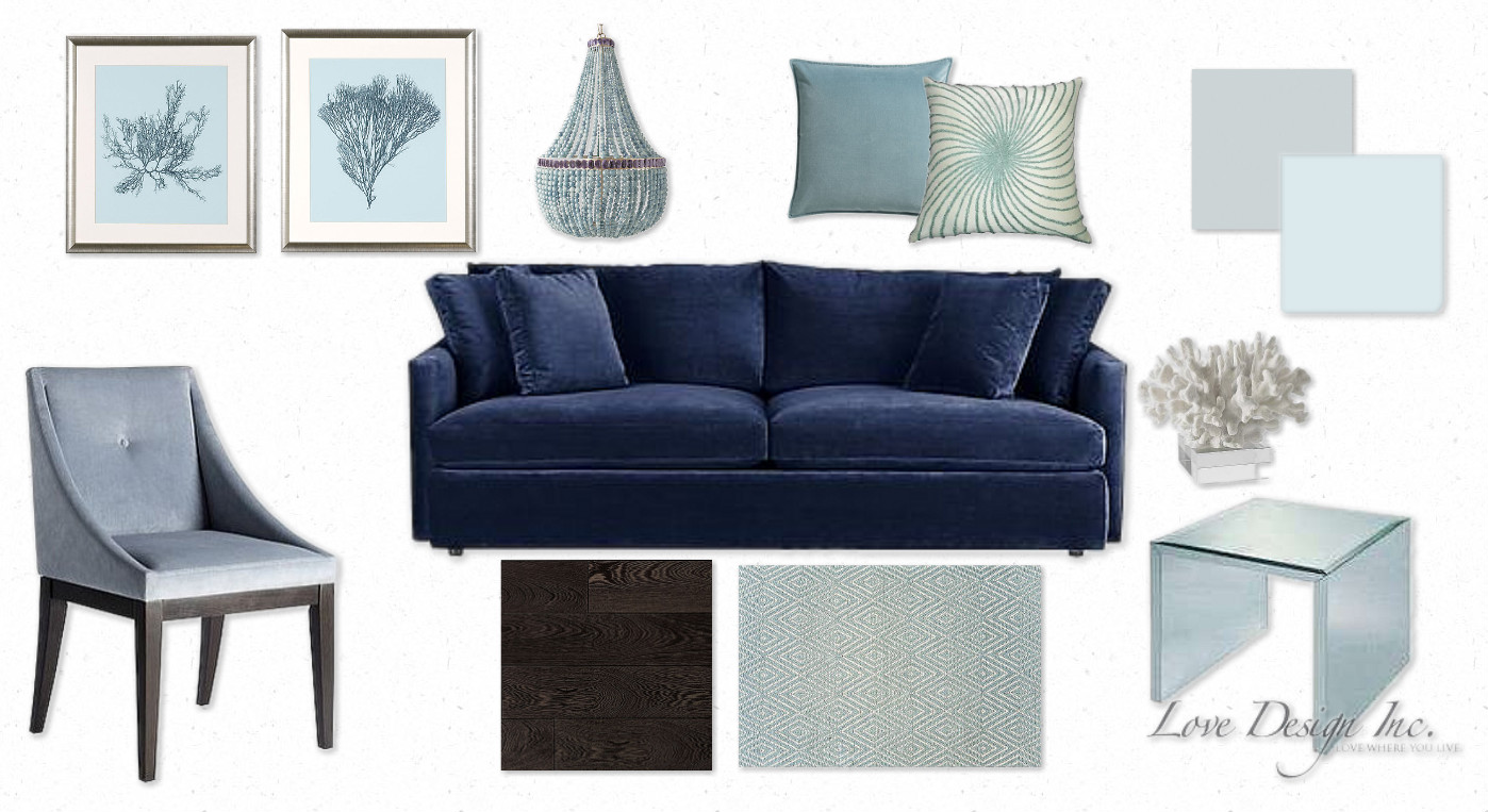Love Design Barbados *: Mood Board * My Dream Living Room