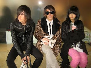Japanese Harajuka Hairstyle Fashion