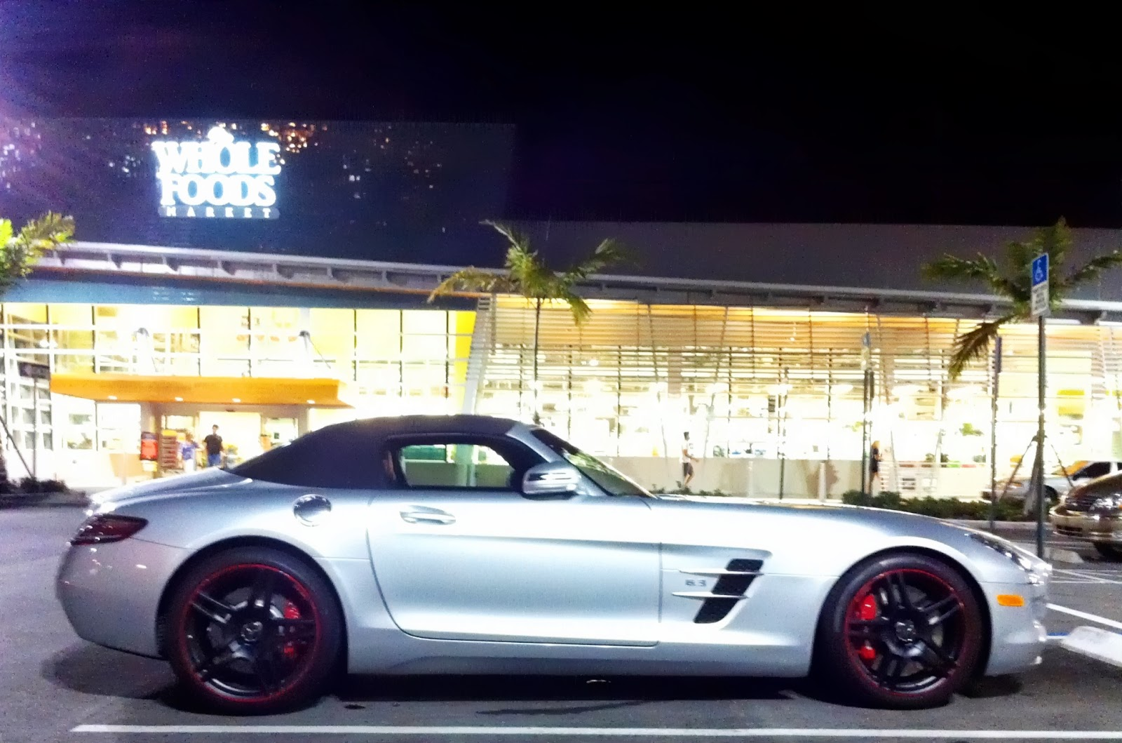 Sls Amg Roadster North Miami Exotic Cars On The