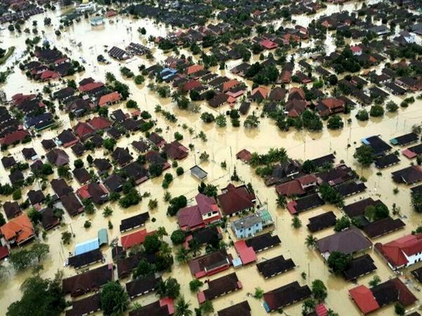 GEMPAR! Negeri Kelantan Diramal Bakal Hadapi Banjir Besar