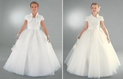 Vestidos primera comunion para ninas gorditas