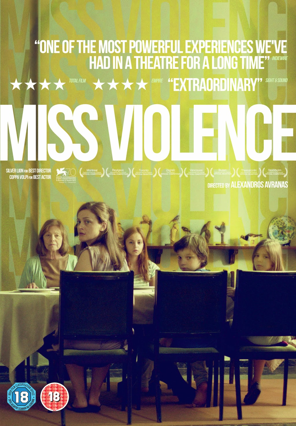 Resultado de imagem para miss violence filme