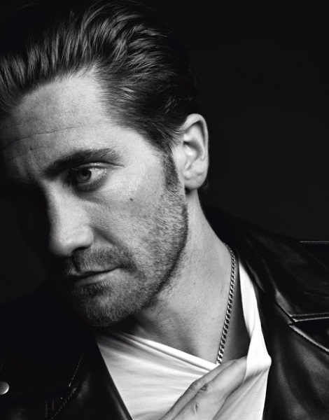 Jake Gyllenhaal by Hedi Slimane for VMan No.30