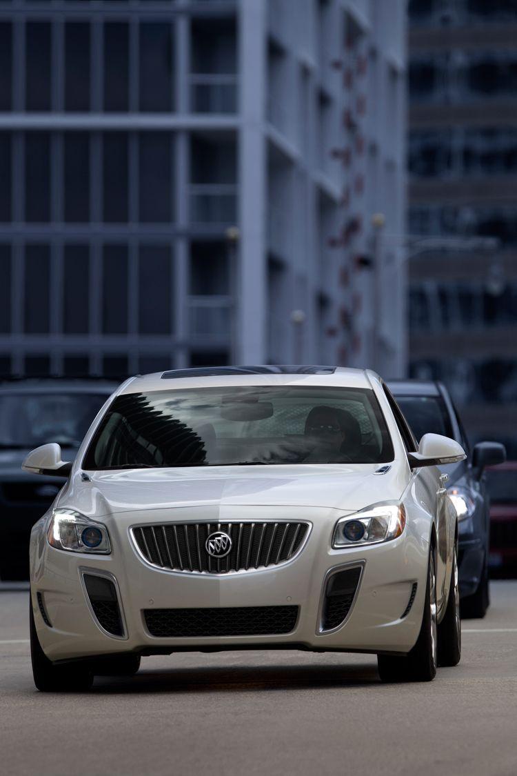 Cars Model 2012 2012 Buick Regal Gs