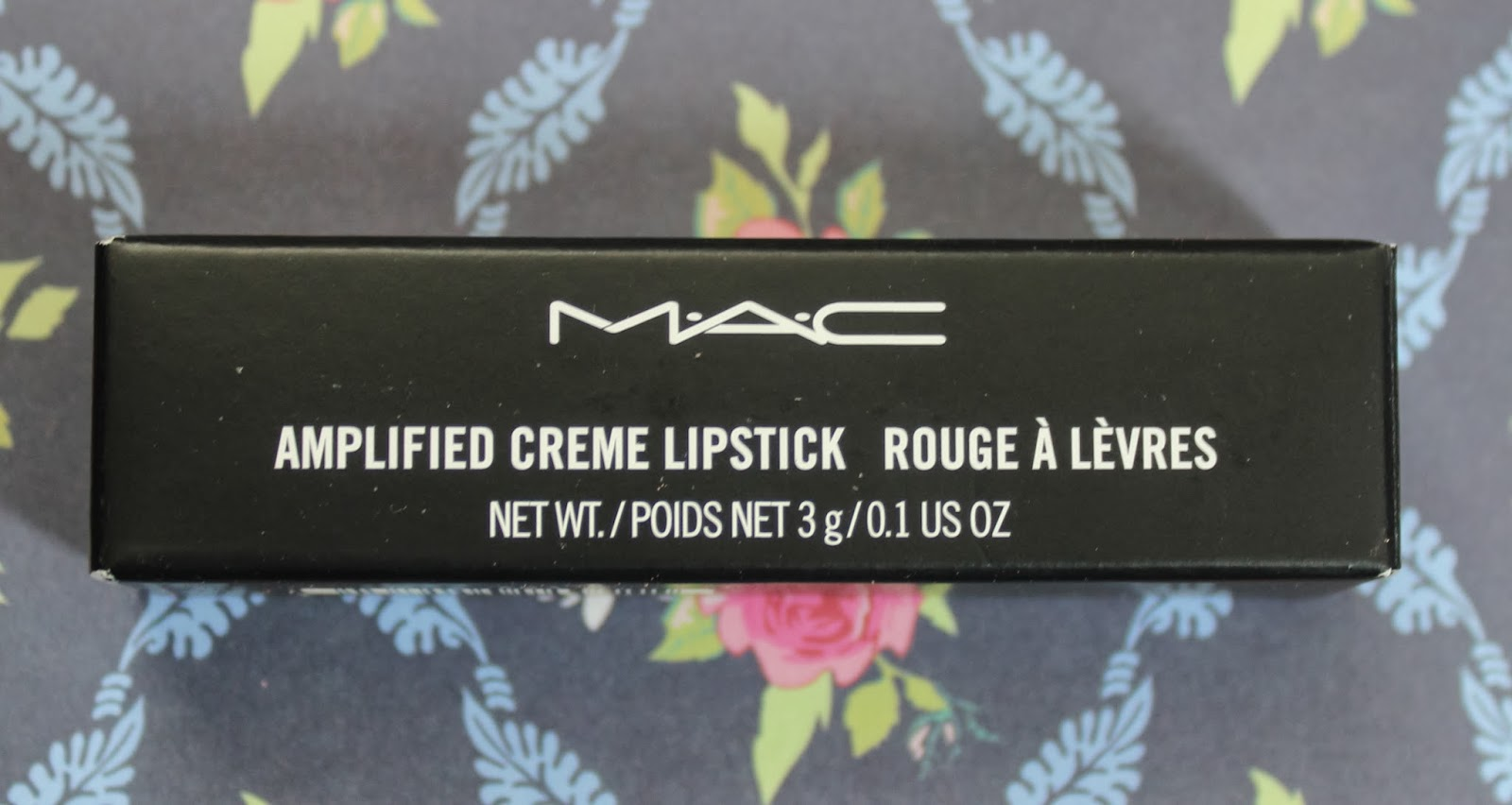 mac amplified lipstick craving