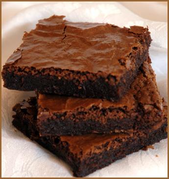The Thrillbilly Gourmet: Brownies - The Very Best Brownies Recipe