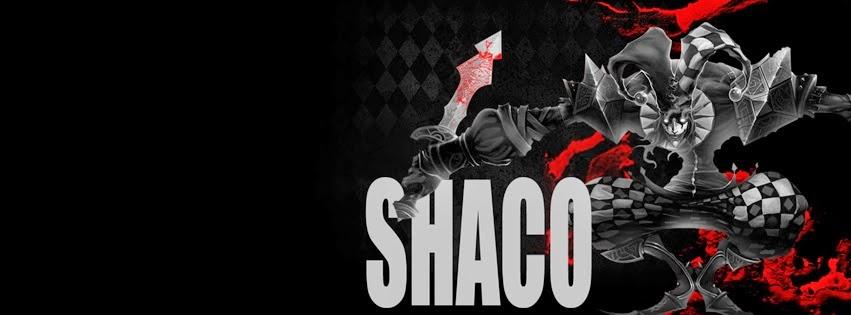 Ảnh bìa Shaco LOL làm ảnh bìa Facebook - Cover Shaco