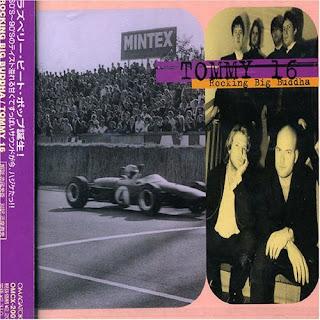 Tommy 16 - Rockin' Big Budda - 1997