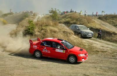 Sibiu Rally Challenge (macadam)