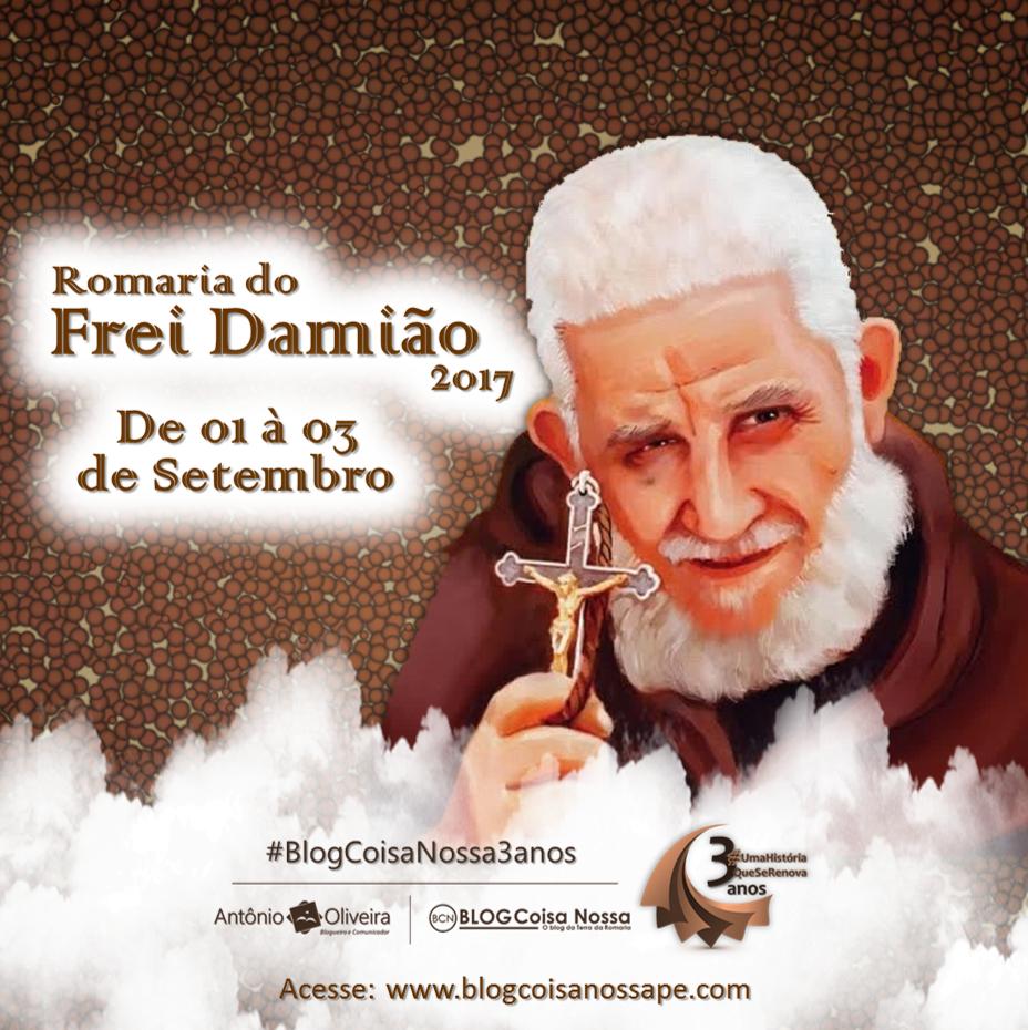 COBERTURA: Romaria do Frei Damião