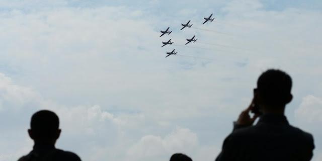 Soal FIR, Panglima sebut latihan TNI tak harus izin ke Singapura