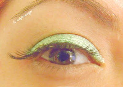 starlooks metallic cat eye