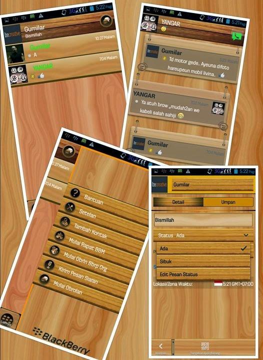 BBM Mod Woody V2.7.0.23