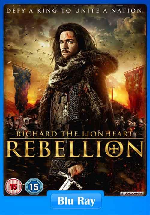 Download Richard The Lionheart Rebellion 2015 BluRay 720p 480p Subtitle Indonesia