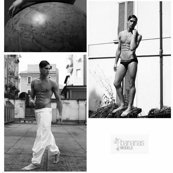 Fabio Mancini by Jason Harry