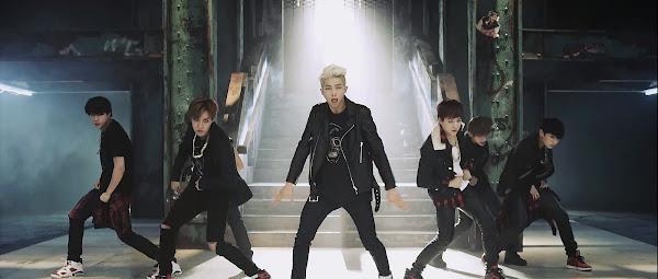 BTS Danger Rap Monster Japanese