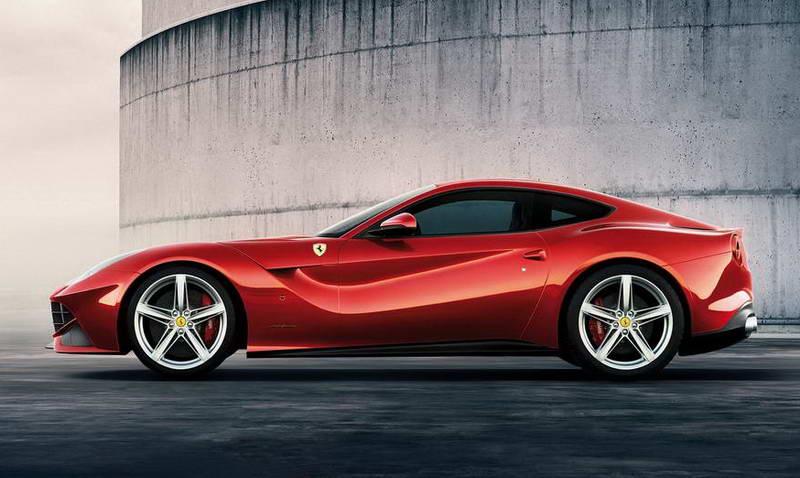 New Ferrari F12berlinetta 12-Cylinder | share this article