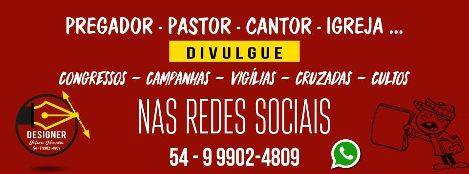 Cartaz - Flyer - Banner - Capa Facebook ...
