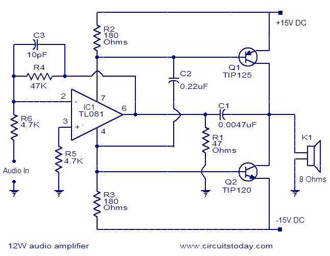 Gps Circuits together with Make Simple Fm Tranmitter Using Two further RF Transmitter Circuit as well Index as well Lm3886 Power. on simple fm amplifier