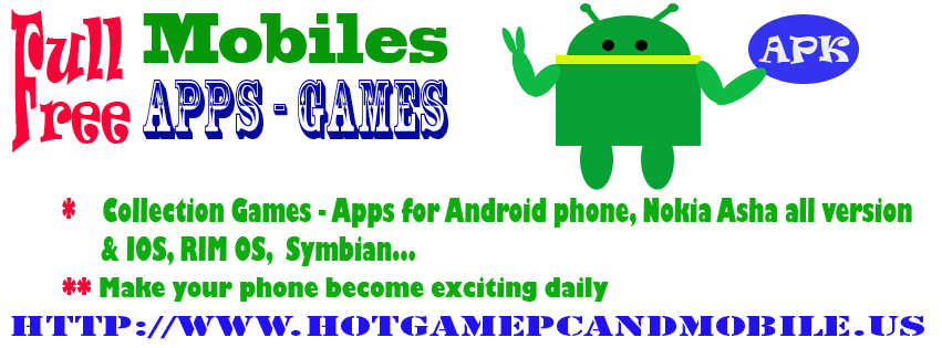 Apk Java Game App Free Download
