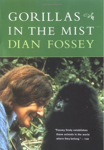 gorillas in the mist by dian Dian fossey: secrets in the mist a three-part mini-series about the life and death of pioneering primatologist dian fossey drawing upon a wealth of previously.